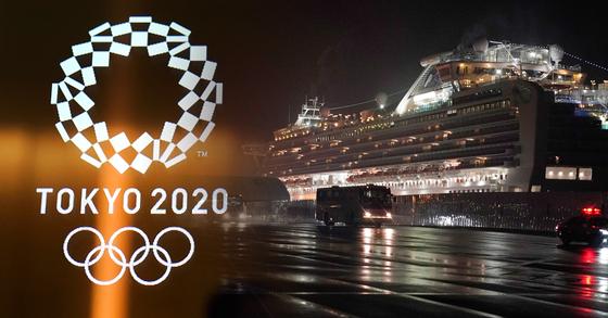 일본 요미우리신문은 27일 코로나19 여파로 내달 열리는 도쿄올림픽, 패럴림픽 성화봉송 행사를 무관중으로 진행하는 방안이 검토되고 있다고 보도했다. AP=연합뉴스