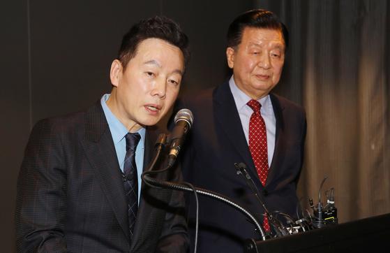 정봉주, 비례정당 열린민주당 창당 선언 난 총선 불출마