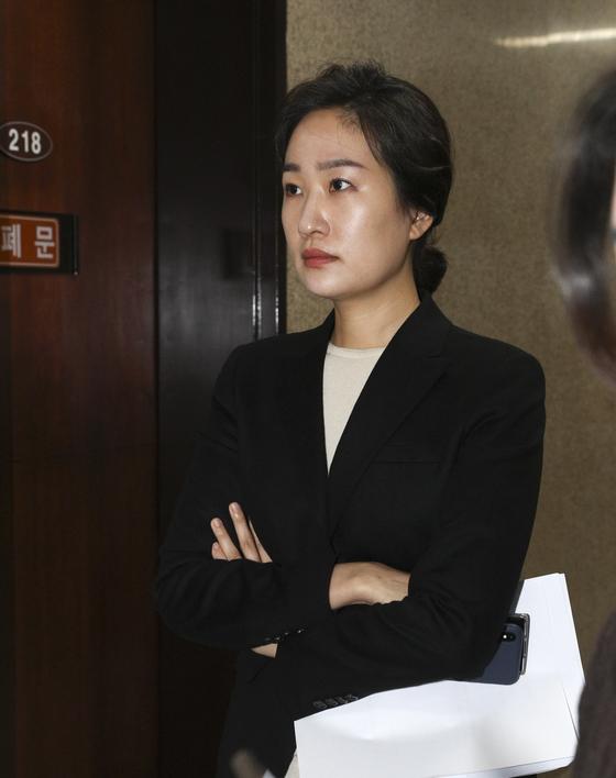 김수민 무소속 의원. 임현동 기자