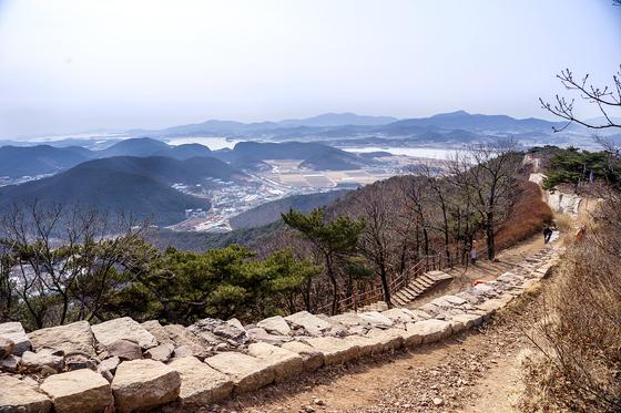 평화누리길. [사진 한국관광공사]