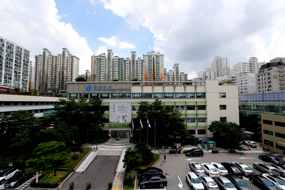 서울 강남구청 전경 [사진 강남구]