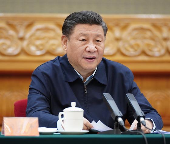 시진핑 중국 국가주석. 신화통신=연합뉴스