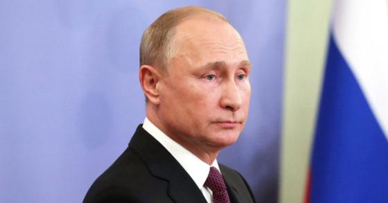 블라디미르 푸틴 러시아 대통령. [EPA=연합뉴스]