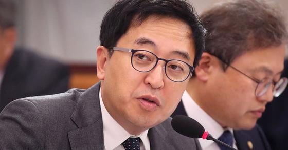 금태섭 더불어민주당 의원. 연합뉴스