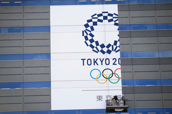 코로나19가 팬데믹 국면에 접어들면서 도쿄올림픽의 연기 가능성이 제기되고 있다. 이에 대해 일본은 예정대로 개최하겠다는 입장이다. [로이터=연합뉴스]