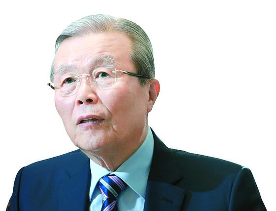 김종인 전 더불어민주당 비대위원장. 최승식 기자.