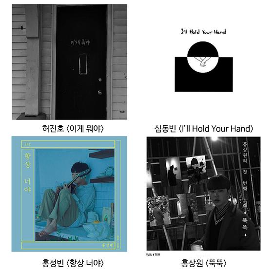 K-POP 인재 키운다…대진대 평생교육원 실용음악학 학생들, 개인 싱글앨범 발매