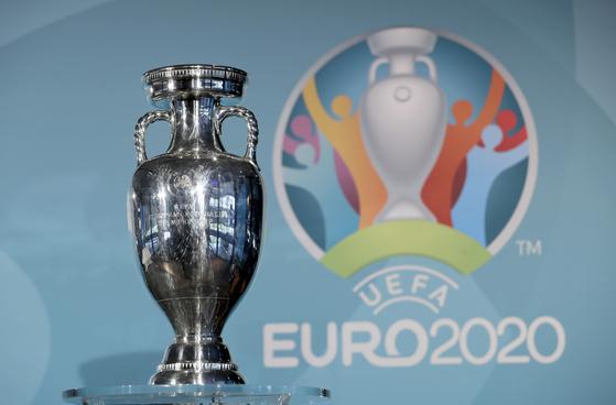 코로나19 확산으로 유로 2020이 1년 연기돼 2021년에 열린다. [AP=연합뉴스]