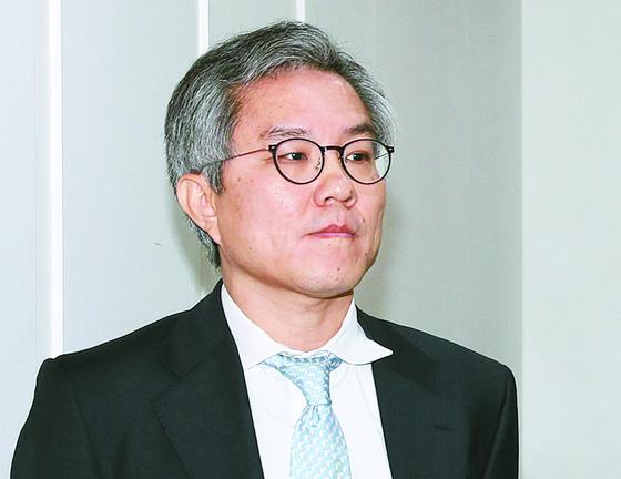최강욱 청와대 공직기강비서관. 연합뉴스