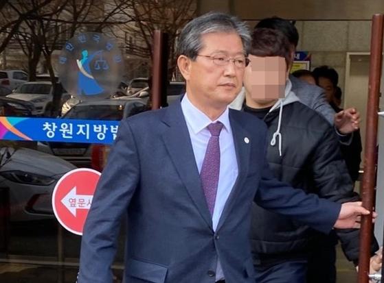 이선두 경남 의령군수. 연합뉴스