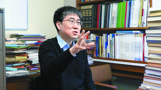 장하준 케임브리지대 교수. 중앙포토