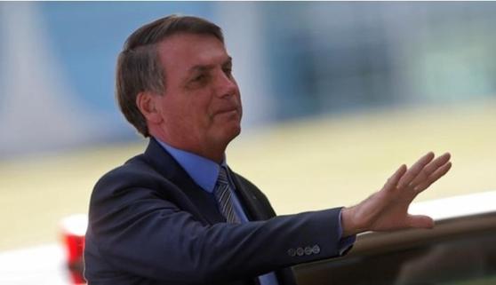 자이르 보우소나루 브라질 대통령은 17일(현지시간) 이뤄진 코로나19 2차 검사에서 음성 판정을 받았다. 연합뉴스