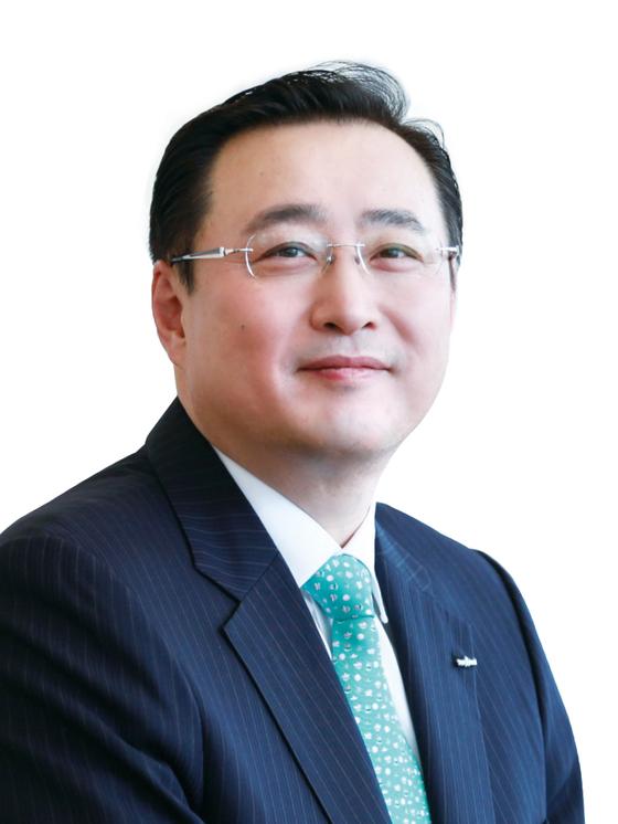 김남구 한국금융지주 회장.