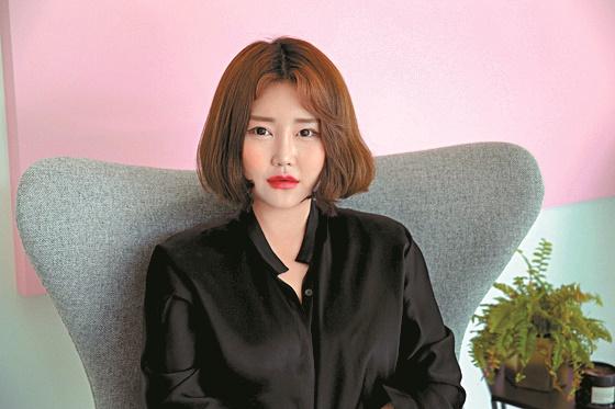 김소희 스타일난다 전 대표. 사진 스타일난다