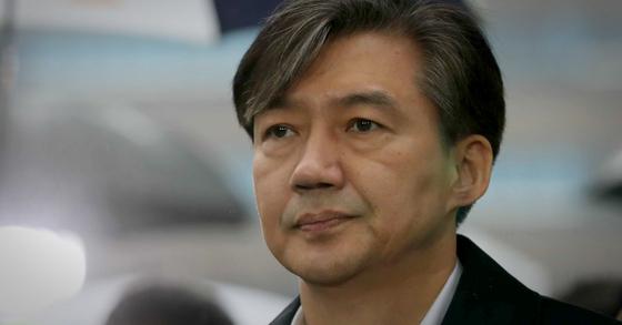 조국 전 법무부 장관. 중앙포토