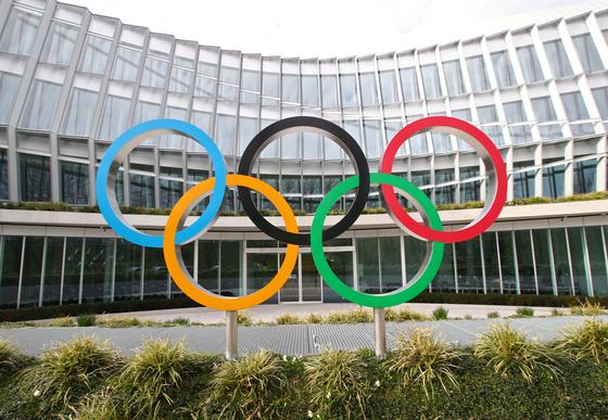 브라질 올림픽위원회가 도쿄올림픽 연기를 요구하고 나섰다. [로이터=연합뉴스]