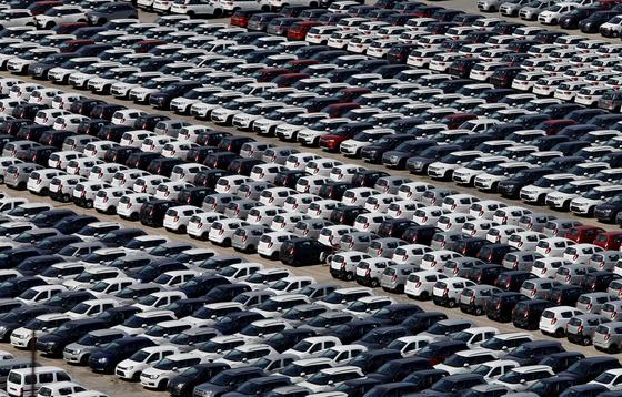 세계 5위 신차 시장 인도도 '셧다운'…현대ㆍ도요타ㆍ스즈키 줄줄이 가동 멈춰