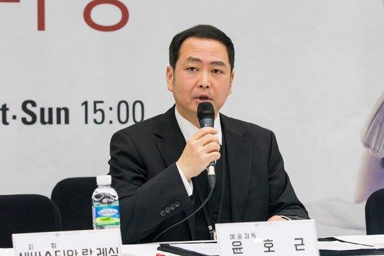 윤호근 국립오페라단 전 예술감독. 중앙포토