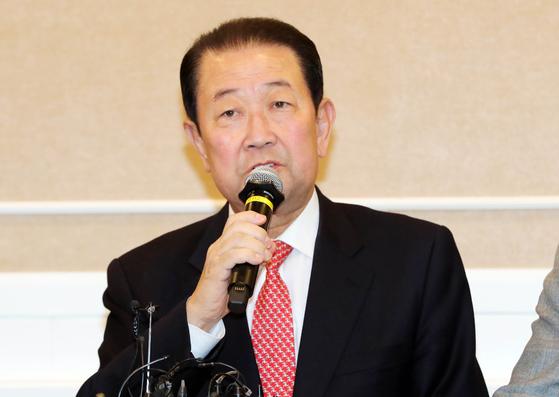 박주선 민생당 의원. 뉴시스