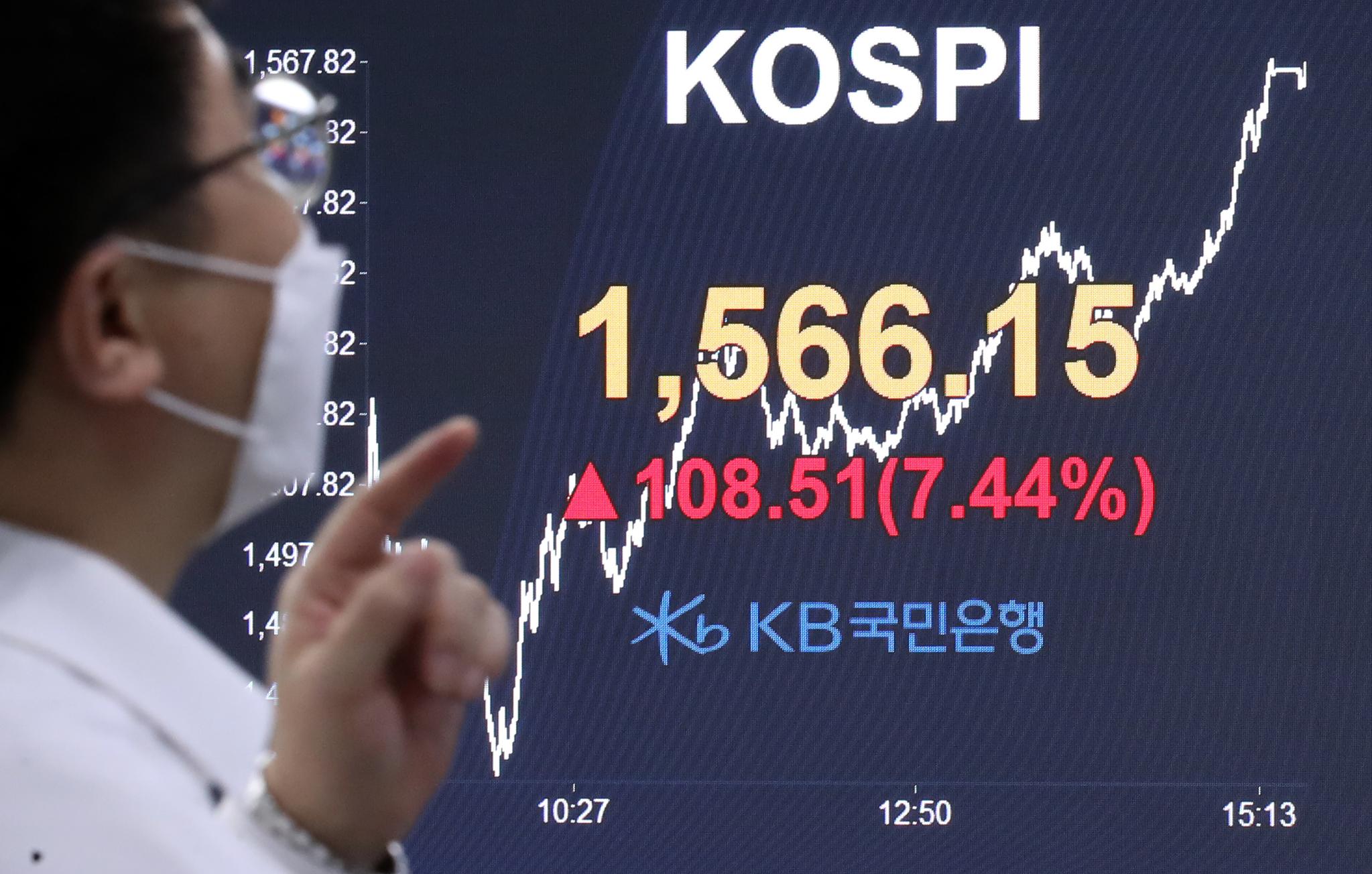 증시 자료사진. 연합뉴스