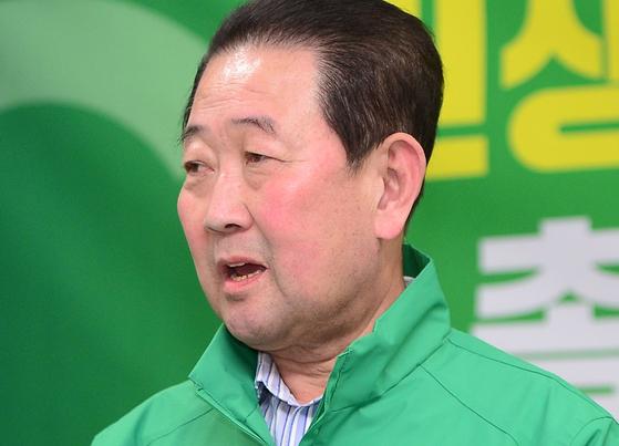 박주선 민생당 광주 동남을 예비후보. 뉴스1
