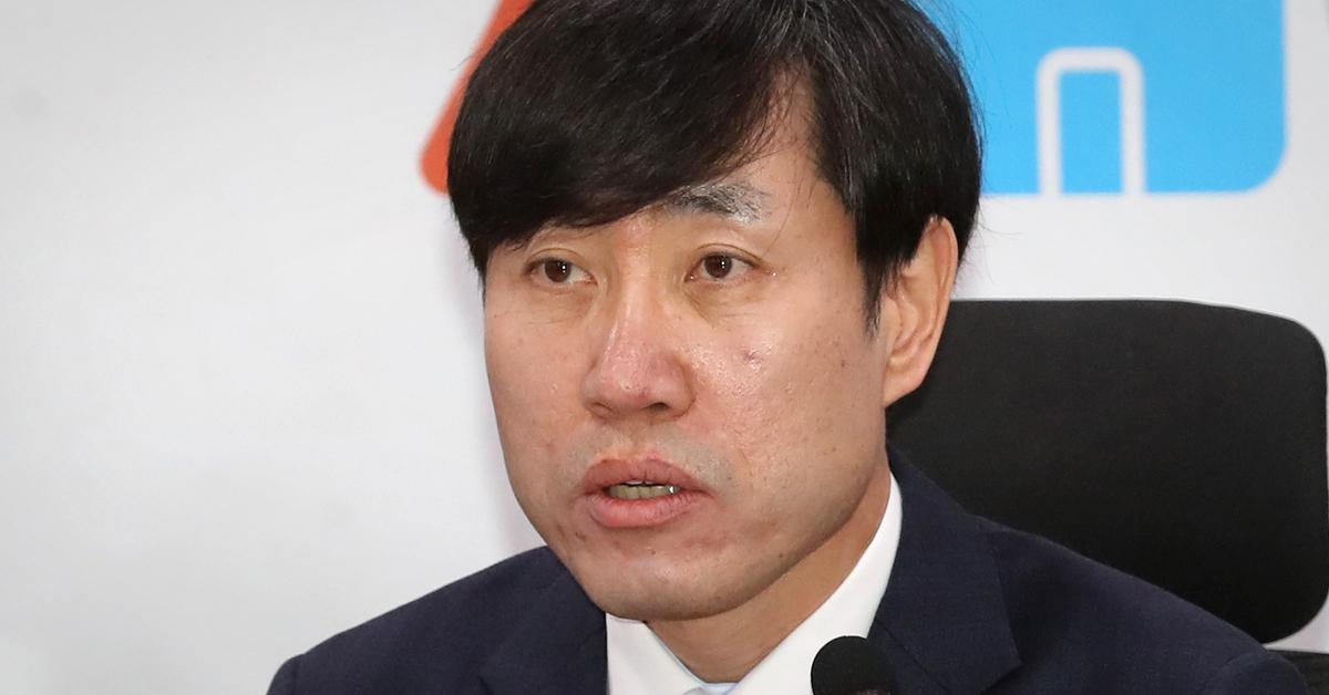 하태경 미래통합당 의원. 뉴스1