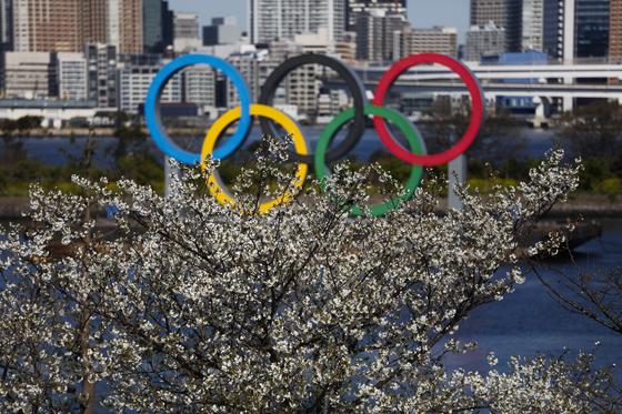 도쿄올림픽이 내년으로 연기됐다. [AP=연합뉴스]