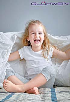 글루바인 전기요는 물세탁이 가능하고 전자파 걱정 없는 안전한 제품이다.