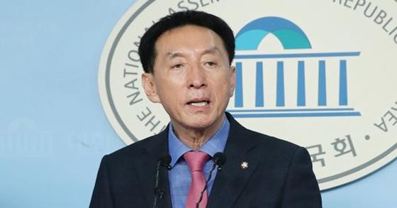 김석기 의원. 연합뉴스