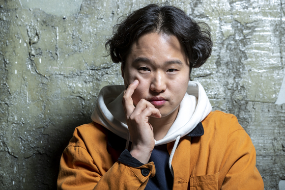 영화 '이장'의 정승오 감독을 19일 중앙일보 스튜디오에서 만났다. 권혁재 사진전문기자