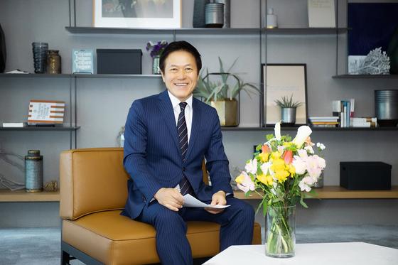 SK텔레콤 박정호 사장은 코로나19 확산으로 어려움을 겪고 있는 '화훼농가 돕기 릴레이 캠페인'에 동참했다. [사진 SK텔레콤]