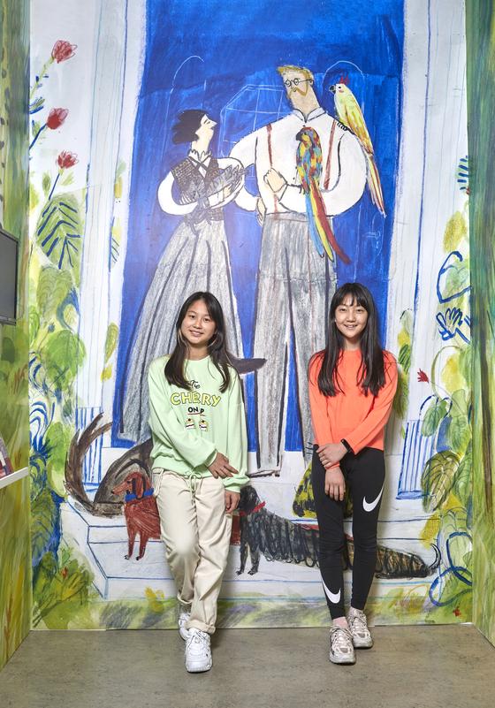 [소년중앙] 그림책 밖으로 나온 그림들…상상력 펼치는 장이 되다 볼로냐 일러스트 원화전 2019