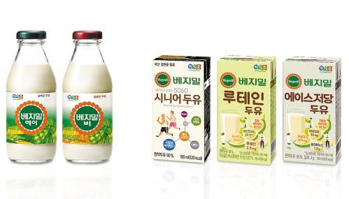 정식품은 고객의 건강을 생각하며 새로운 식물성 건강음료 시장을 개척하고 있다.