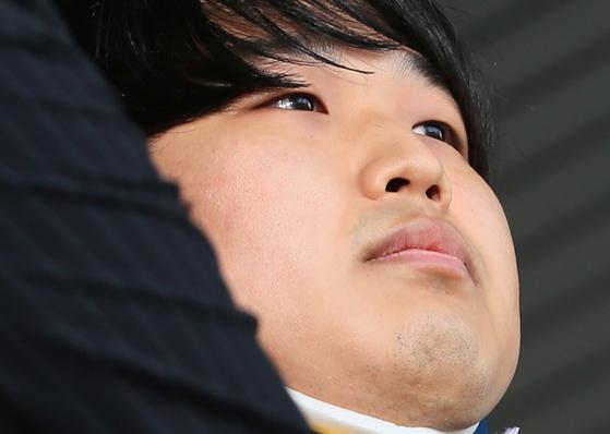 '박사방' 운영자 조주빈(25). 강정현 기자
