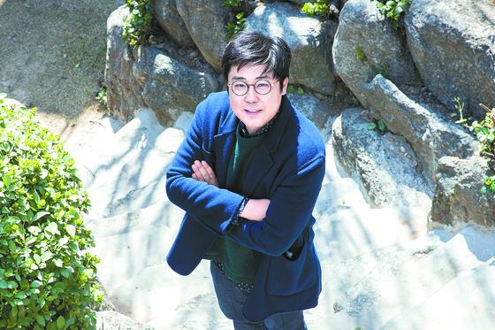서울의 매력있는 동네로 꼽히는 연남동·연희동에서 활동하는 도시 기획자 '어반플레이'의 홍주석 대표. 장진영 기자