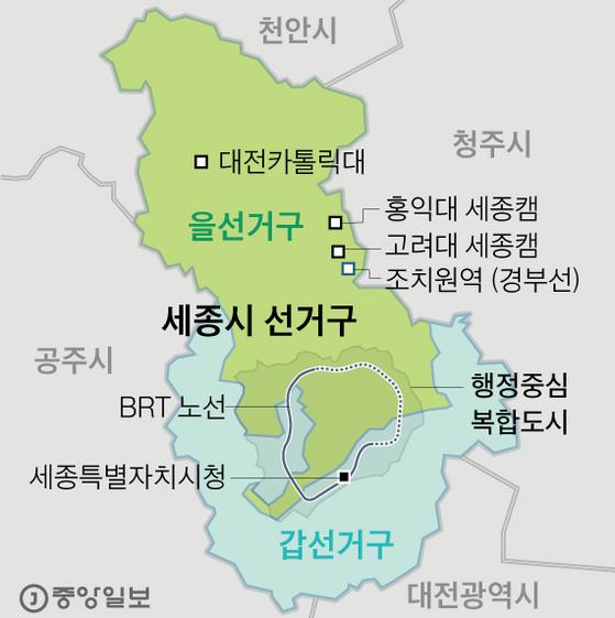 세종시선거구. 그래픽=김경진 기자 capkim@joongang.co.kr