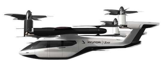 현대차가 올해 CES에서 공개한 컨셉트 PAV 'S-A1.' 사진 현대자동차]