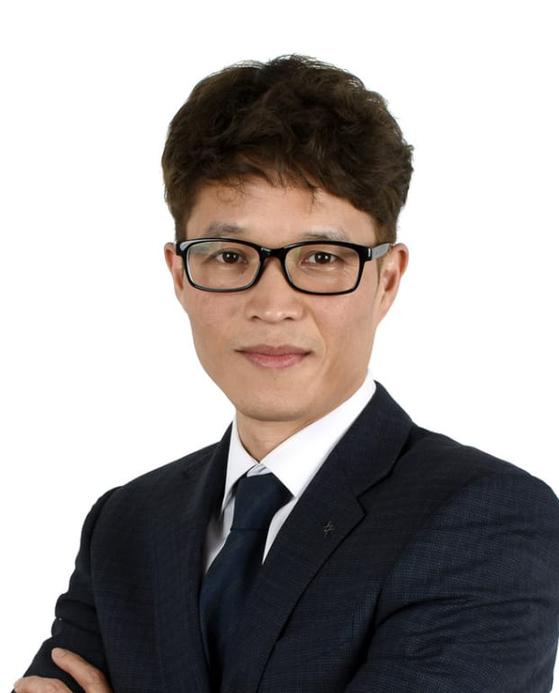 김세호 쌍방울 신임 대표. 사진 쌍방울