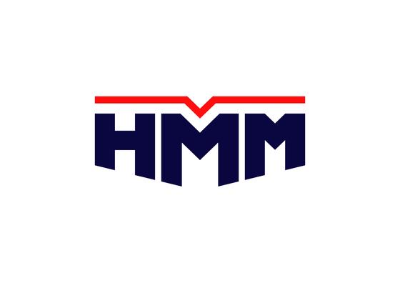 HMM의 새 로고