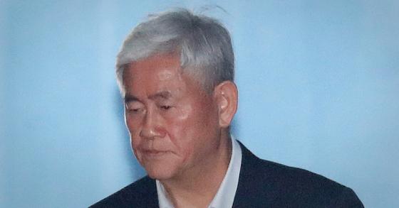 최경환 전 자유한국당 의원. 연합뉴스