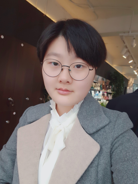 경희사이버대학교 미디어문예창작학과에 재학 중인 황승미 학생