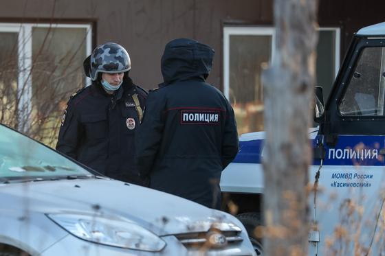 러시아에서 총격사건이 벌어져 5명이 숨졌다. 타스=연합뉴스