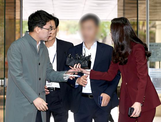 버닝썬 사건에서 이른바 '경찰총장'으로 불리던 윤모 총경. 연합뉴스