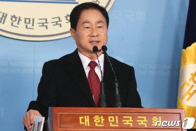 주광덕 미래통합당 남양주병 후보. 뉴스1