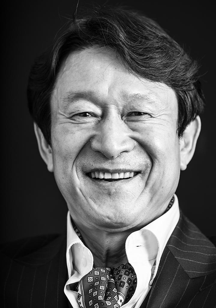 [권혁재의 사람사진] 배우 김응수, 130개 CF보다 이미지 택했다