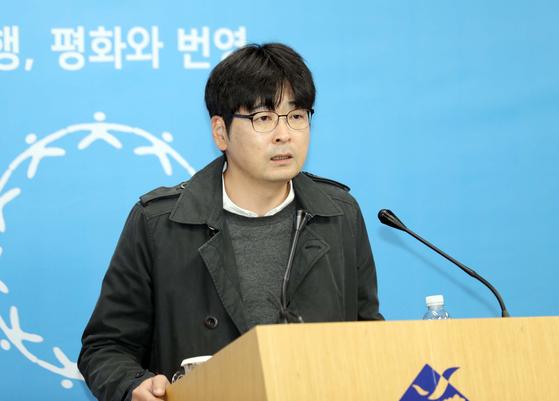 탁현민 대통령 행사기획 자문위원. [연합뉴스]