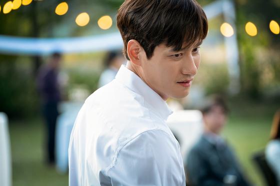 드라마 '부부의 세계'에서 이태오 역할을 맡은 배우 박해준. [사진 JTBC]