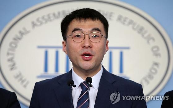 '조국 백서' 필자인 김남국 변호사. 연합뉴스