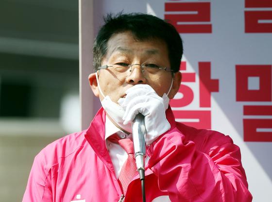 차명진 경기 부천병 후보. [연합뉴스]