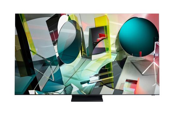 삼성전자가 올해 출시한 QLED 8K TV. 사진 삼성전자